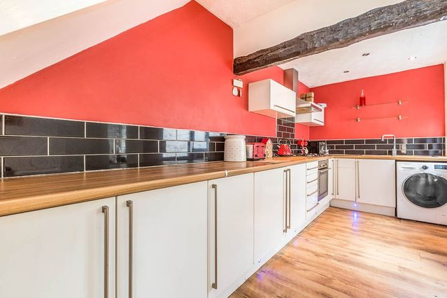 2 bed terraced house for sale in Church Street, Higher Walton, Preston