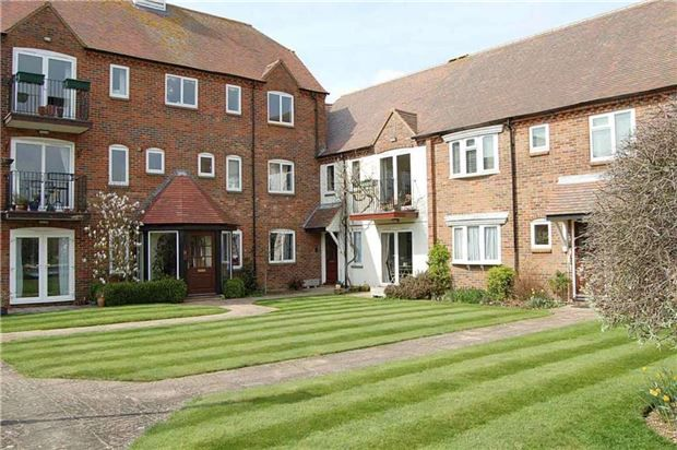 Thumbnail Flat for sale in West Quay, Abingdon, Oxfordshire