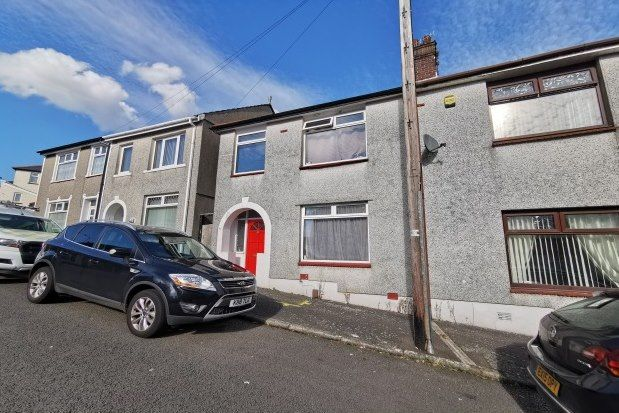 Thumbnail Semi-detached house to rent in Sydney Street, Swansea