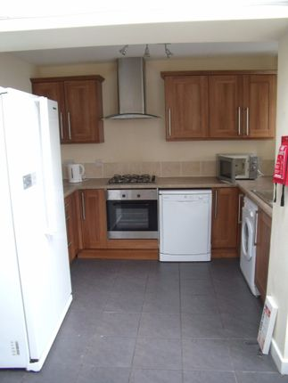 Thumbnail Town house to rent in Gordon Terrace, Mutley, Plymouth