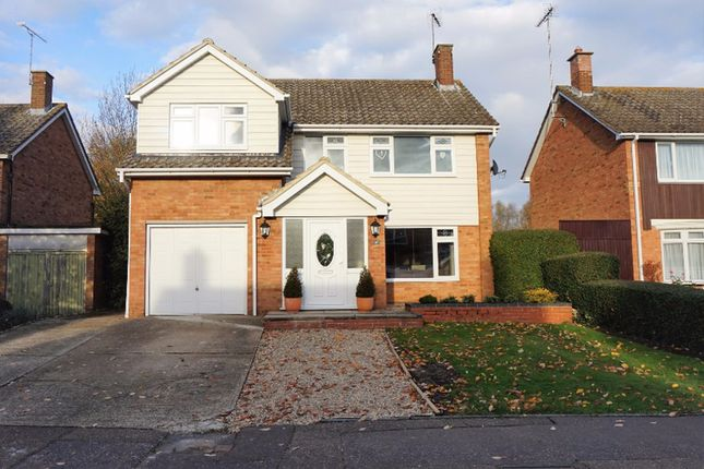 Thumbnail Detached house for sale in Spalding Way, Chelmsford