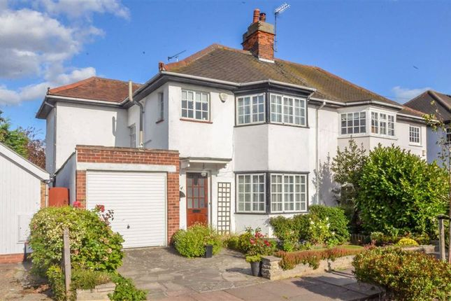Semi-detached house for sale in Canvey Road, Leigh-On-Sea, Essex