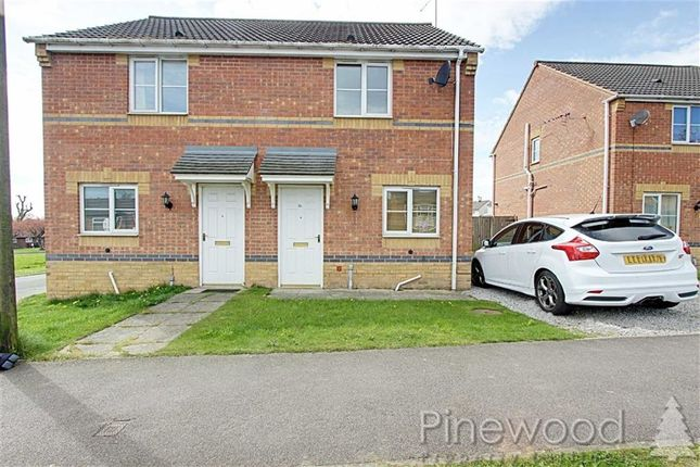 Thumbnail Semi-detached house to rent in Padley Wood Road, Pilsley, Chesterfield, Derbyshire