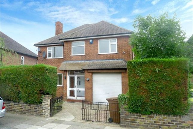 Thumbnail Detached house for sale in Westminster Drive, Grimsby, Lincolnshire