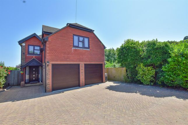 Thumbnail Detached house for sale in Wannock Lane, Willingdon, Eastbourne