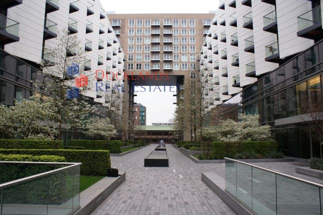 2 bed flat to rent in Baltimore Wharf, Crossharbour