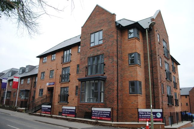 Thumbnail Flat to rent in Carter Court, Hook