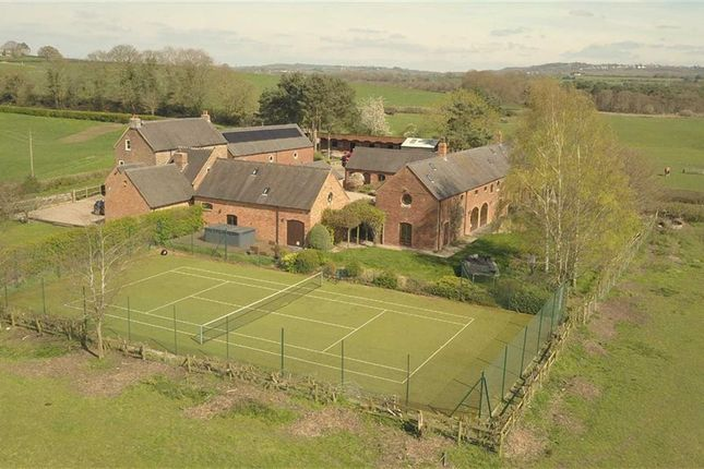 Thumbnail Barn conversion for sale in Heighley Lane, Betley, Crewe