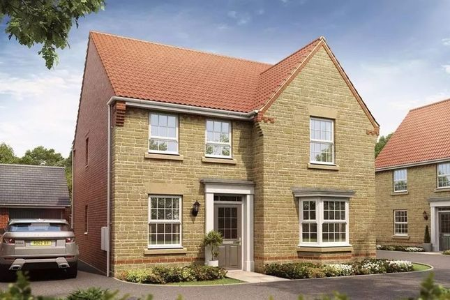 Thumbnail Detached house for sale in Weston Meadow, Calne, The Holden