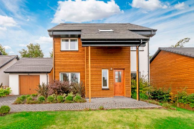 Thumbnail Detached house for sale in Spittal Gardens, Loanhead, Midlothian