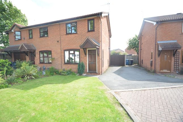 2 bed semi-detached house for sale in Greenwood Gardens, Ruddington, Nottingham