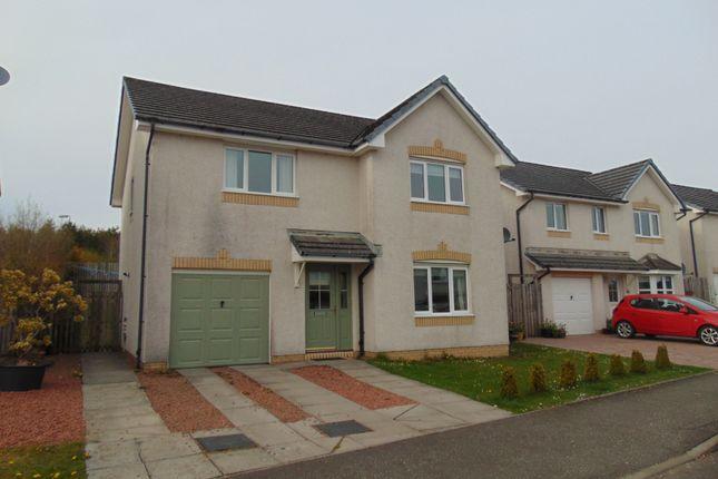 Thumbnail Detached house to rent in Blairhill View, Blackridge, Bathgate
