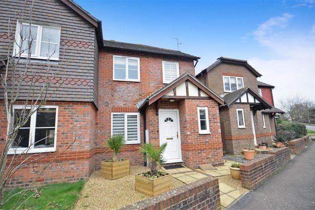 Thumbnail Semi-detached house for sale in Pulborough Road, Storrington, West Sussex
