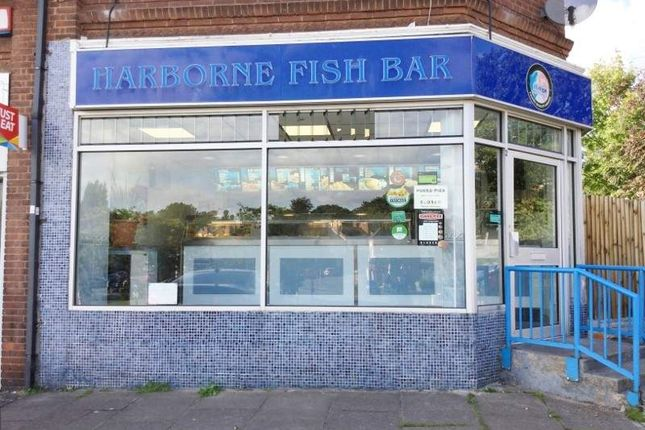 Thumbnail Restaurant/cafe for sale in 2 Northfield Road, Birmingham