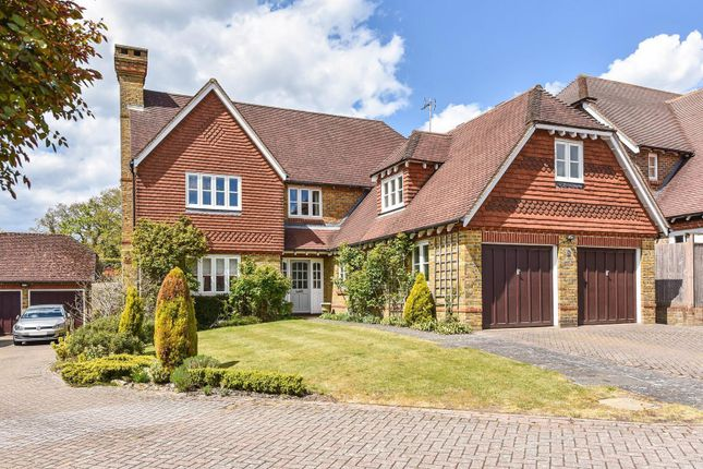 Thumbnail Detached house for sale in Church Grove, West Chiltington, West Sussex