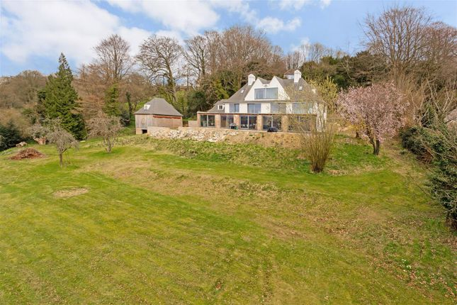 Thumbnail Detached house for sale in Theescombe, Amberley, Stroud