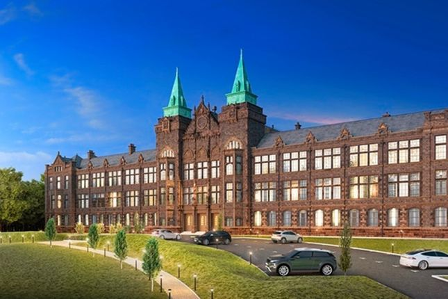 """2 bed flat for sale in """"David Stow 337"""" at Jordanhill, Glasgow, 1Pp G13"""