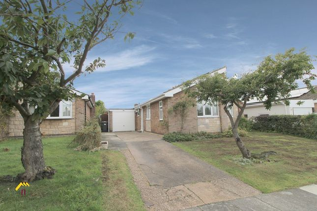 Thumbnail Detached bungalow to rent in Wyndthorpe Avenue, Doncaster, Bessacarr, Doncaster DN46Dp