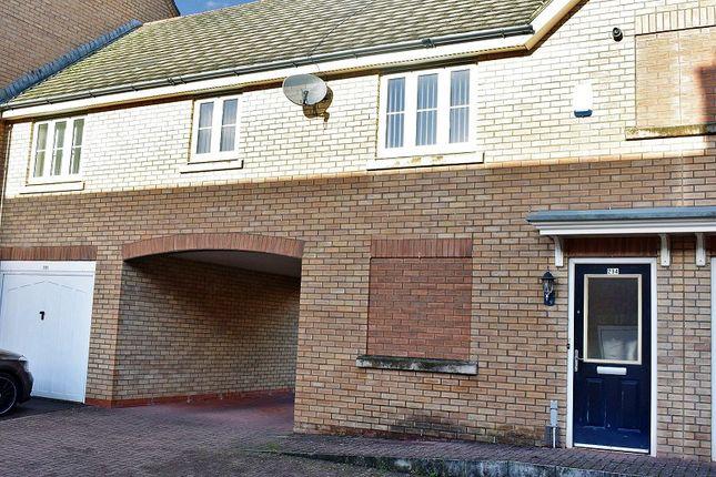 Thumbnail Flat for sale in Longacres, Brackla, Bridgend.