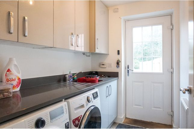Utility Room of Montefiore Drive, Sarisbury Green, Southampton SO31
