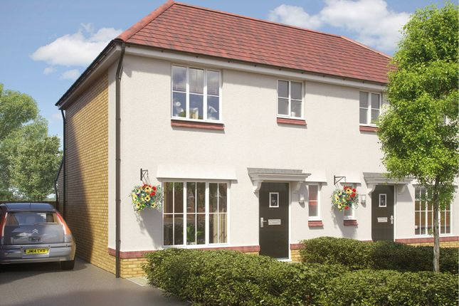 Thumbnail Detached house for sale in Queen Mary Way, Off Long Lane, Liverpool, Merseyside