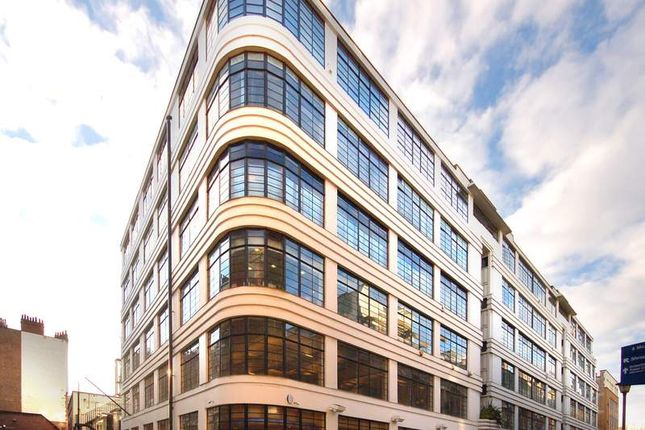 Thumbnail Office to let in Shropshire House, 179 Tottenham Court Road, London