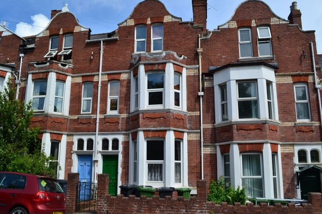 Thumbnail Terraced house to rent in Archibald Road, St Leonards, Exeter