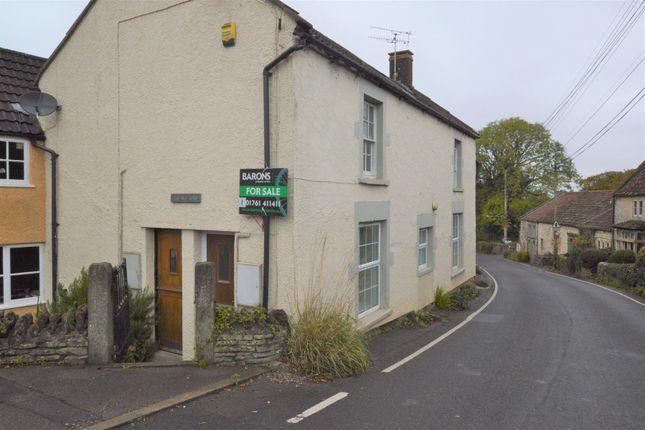 Front of Bowden Hill, Chilcompton, Radstock BA3