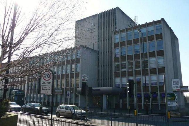 Thumbnail Office for sale in 31 Waterloo Road Wolverhampton, West Midlands