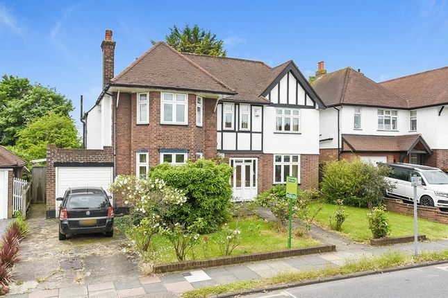Thumbnail Detached house for sale in Upperton Road, Sidcup