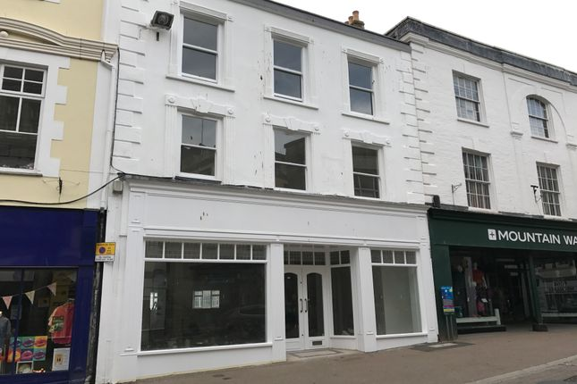 Thumbnail Retail premises to let in Market Street, Falmouth