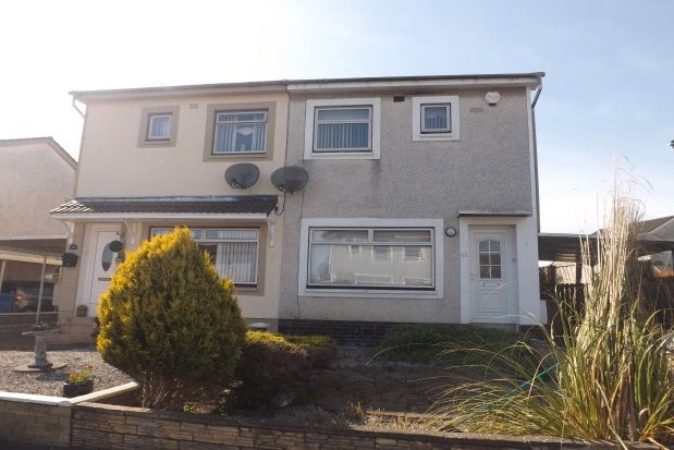 Thumbnail Property to rent in Cathkin Place, Kilwinning