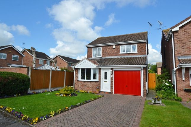 3 bed detached house for sale in Wychwood Road, Bingham