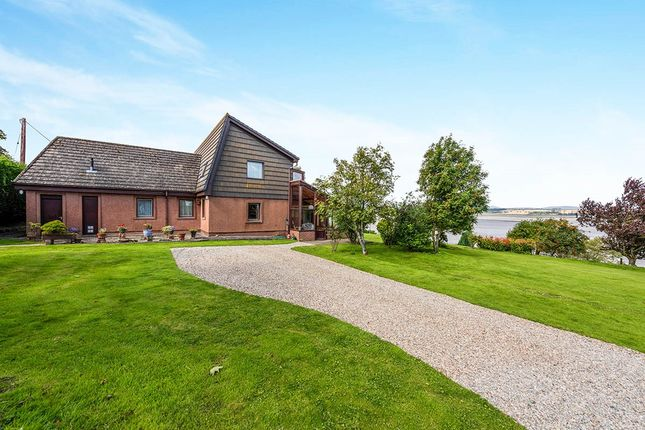 External of Lilac Cottage, Rossie Braes, Montrose, Angus DD10