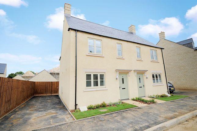 2 bed semi-detached house for sale in Skylark Road, Bourton-On-The-Water, Cheltenham