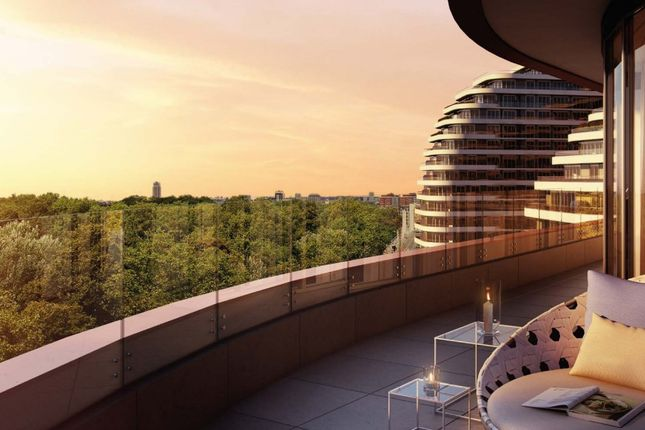 Thumbnail Flat for sale in Altissima House, Vista, Chelsea Bridge, London