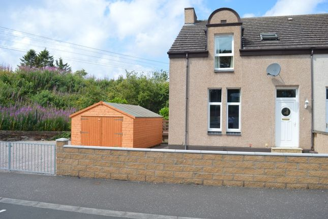 Thumbnail Semi-detached house for sale in Belhaven Road, Wishaw