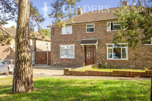 Thumbnail Semi-detached house to rent in Albert Drive, Woking