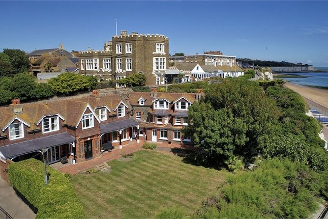 Thumbnail Detached house for sale in Harbour Rise, Pier Approach, Broadstairs, Kent