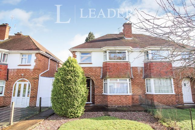 Thumbnail Semi-detached house to rent in Comer Road, St. Johns, Worcester