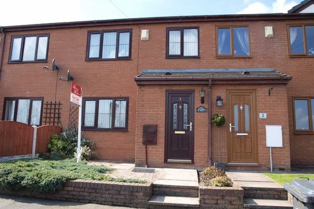 Thumbnail Terraced house to rent in Claremont Terrace, Gwersyllt, Wrexham