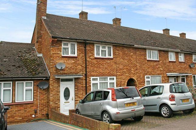 Thumbnail Terraced house for sale in Barnstaple Road, Romford