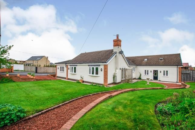 Thumbnail Bungalow for sale in The Avenue, Medburn, Northumberland, Tyne And Wear