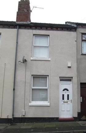 Thumbnail Terraced house to rent in Pool Street, Fenton, Stoke-On-Trent