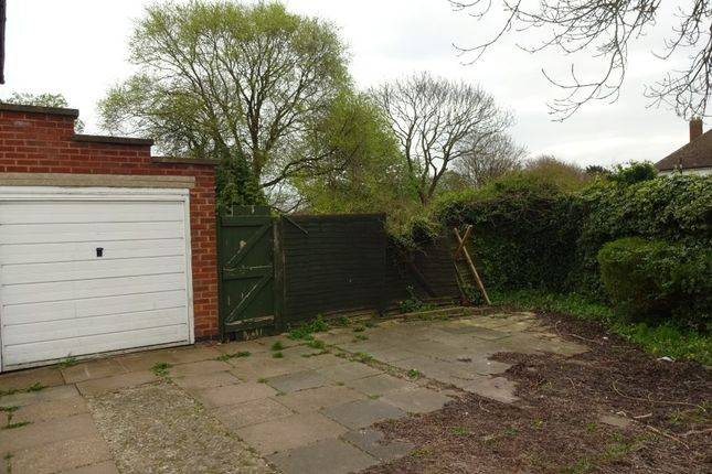 Thumbnail Land for sale in 347 Thurcaston Road, Near Abbey Lane, Leicester