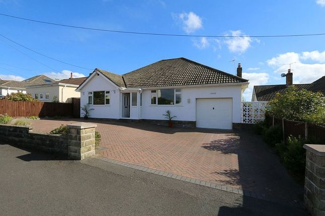 Thumbnail Detached bungalow for sale in Bleadon Hill, Weston-Super-Mare, Somerset