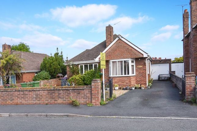 Thumbnail Detached bungalow for sale in 72 Ladycroft, Wellington, Telford