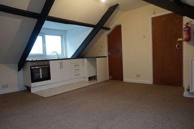 Thumbnail Studio to rent in Albert Road, Devonport, Plymouth