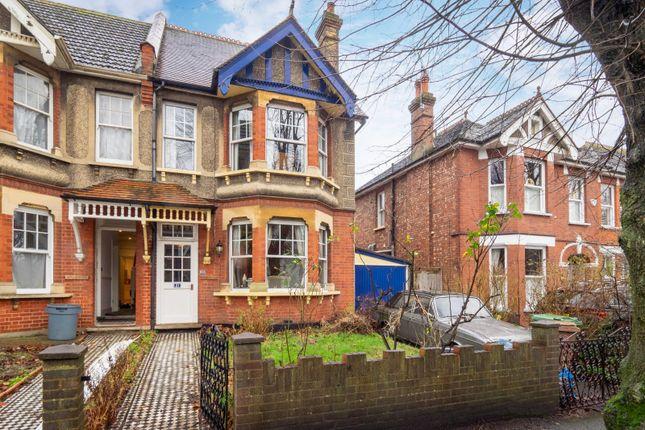 Semi-detached house for sale in Grosvenor Avenue, Carshalton, Surrey