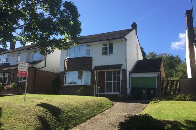 Thumbnail Detached house for sale in Finch Road, Berkhamsted